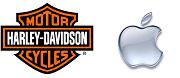 Harley Davidson y Apple