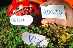 Infantil vs Adulto
