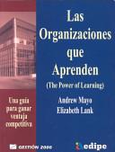 Las Organizaciones Que Aprenden